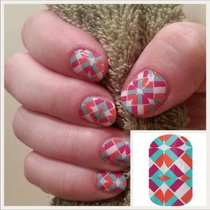 Jamberry Nail Wrap March host exclusive 2015